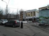 Вид на здание школы