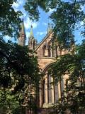 Кафедральный собор Честера