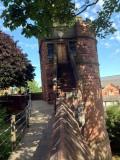 Крепостные стены Честера