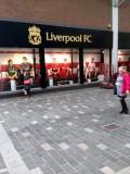 Фирменный магазин Liverpool FC