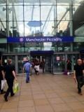 Железнодорожный вокзал Манчестера