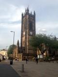 Главный англиканский собор Манчестера