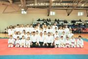 Участники мастер-класса Петра Быкова для детей старшей группы